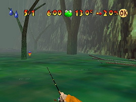 Shigesato Itoi's No. 1 Bass Fishing! Definitive Edition