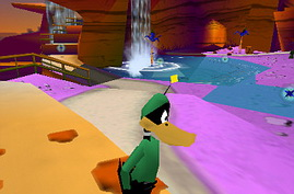 Duck Dodgers Starring Daffy Duck